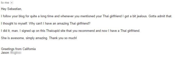 meet thai girls online testimonial