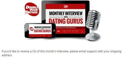 interview series double your dating