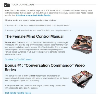 female mind control review download area
