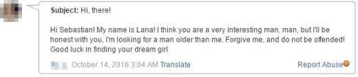 russian women want older men