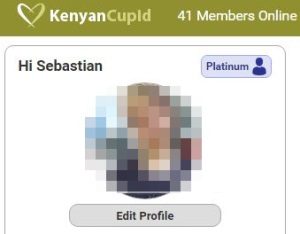 Kenyancupid profile