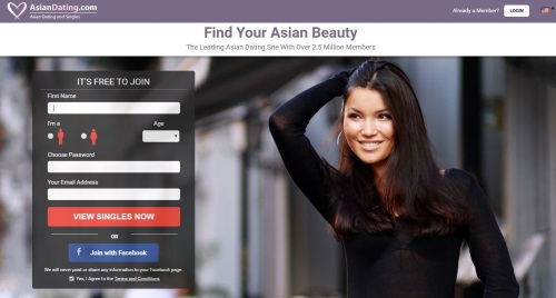 asiandating homepage