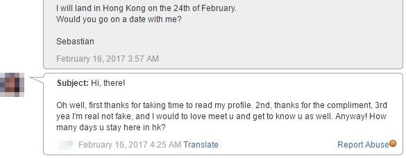 date with hong kong girl