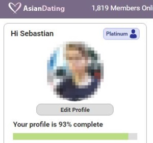 profile on asiandating