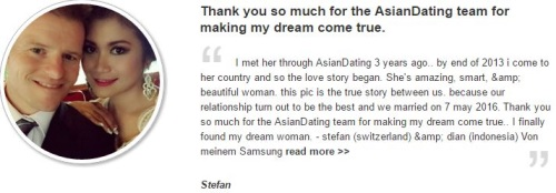 testimonial on asiandating