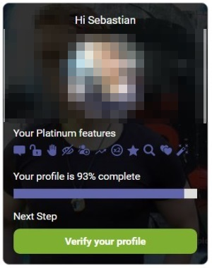 platinum membership on Chinalovecupid