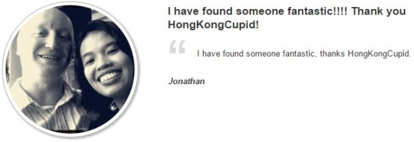 testimonial on hongkongcupid.com