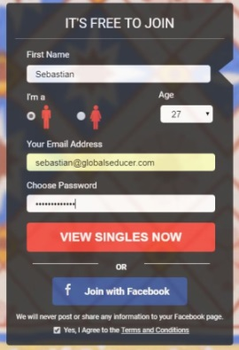 Caribbean Cupid Dating Site