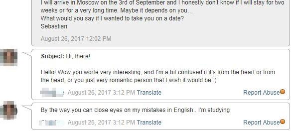 International cupid review