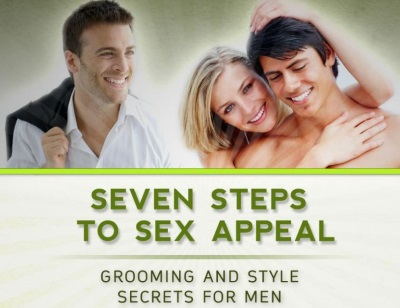 seven steps to sex appeal