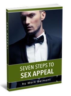 seven steps to sex appeal ebook cover