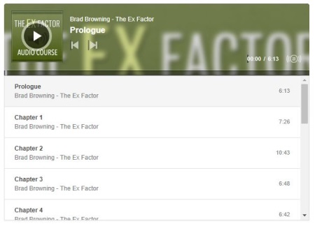 audio the ex factorr guide
