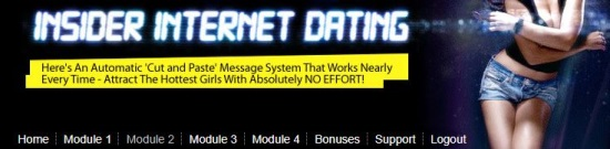 module 2 insider internet dating