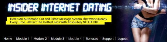 module 4 insider internet dating