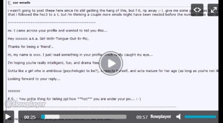 insider internet dating weekly video bonus