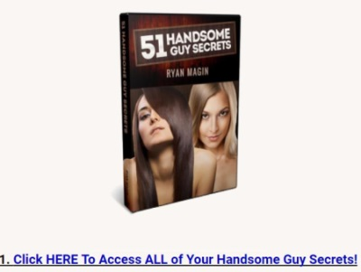 download 51 handsome guy secrets review