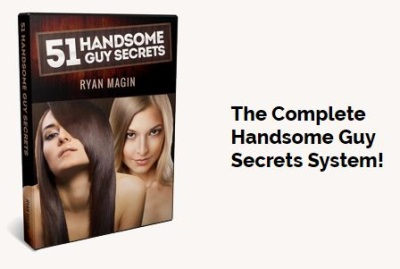 handsome guy secrets product
